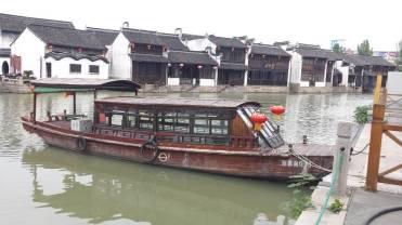 Alter Stadtteil von Jiaxing