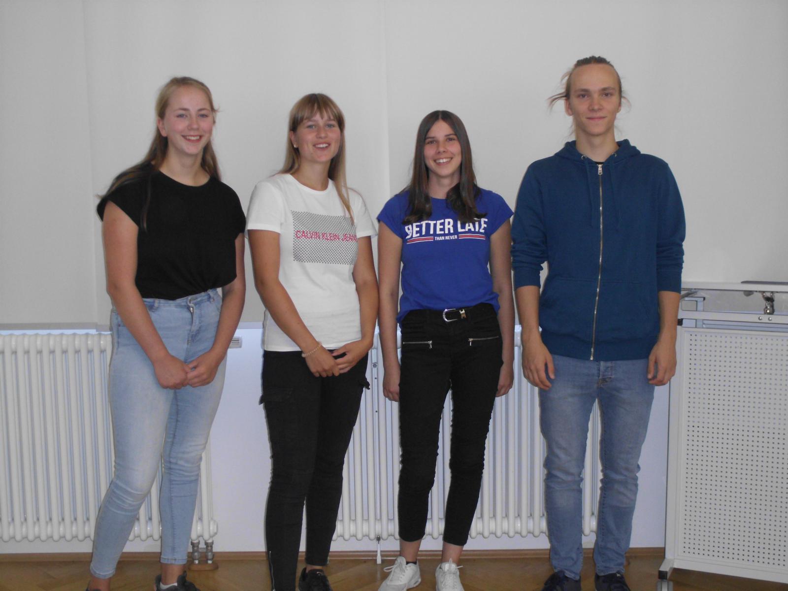 Mitglieder der Schulkonferenz